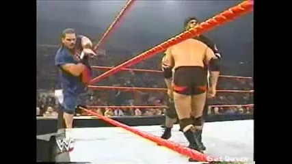 3 Minute Warning (rosey & Jamal) vs. Mark Watson & Daniel Fillmore - Wwe Heat 03.11.2002