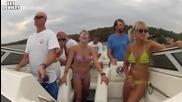 Пребиване с лодка.. !