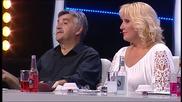 Milica Rankovic - Kunem ti se zivotom - (Live) - ZG 2014 15 - 11.10.2014. EM 4.