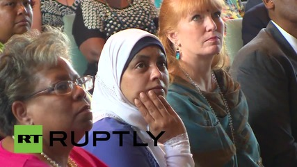 USA: Multifaith prayer held for Charleston victims
