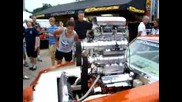1970 Pontiac Gto Double Blower - Blown Pro street part 2