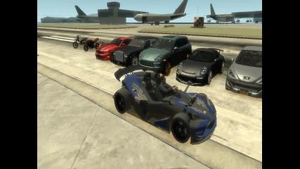 Gta Iv - Car Pack