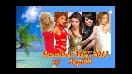 Summer Mix 2013 ( by Pepi89 )