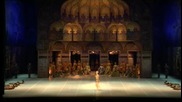 The Dance Of The Golden Idol La Bayadere Paris 1992