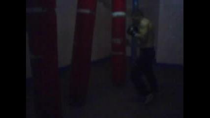 Боксиране На Чувал