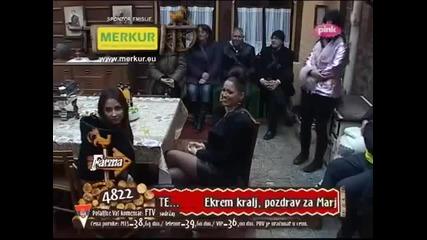 Nazif Gljiva sedam hiljada eura pjesma Farma 4