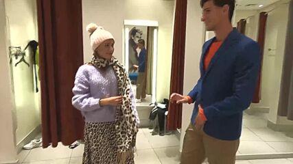PROMO #InfluenceMe с Ева: DENI ( The Boxing Antelope ) в първи епизод на 2-ри октомври