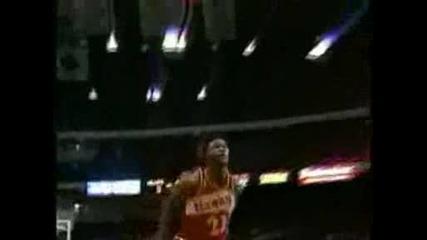 Nba Slam Dunk Contest - Michael Jordan Vs Dominique Wilkins