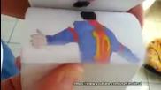 Lionel Messi Paper Art