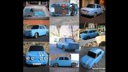 Renault 8 & Renault 8 Gordini