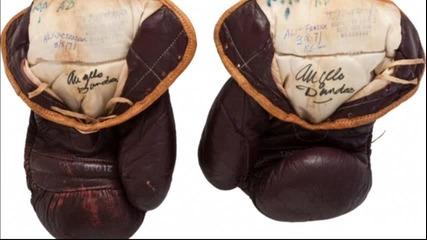 388 хиляди долара за ръкавици на Мохамед Али