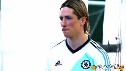 Челси показа резервните си екипи за сезон 2012/13