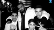 Drake makes a special bar mitzvah appearance!