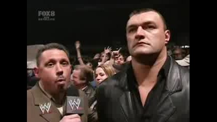 Владимир Козлов За Royal Rumble