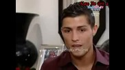 Cristiano Ronaldo-The Best Player GOLD BALL