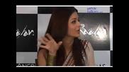 Aishwarya Rai Bachchan interview at the Music Launch of Mani Ratnam s Raavan 2010