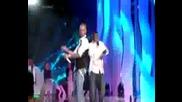 Matt Pokora ft. Timbaland and Sebastian - Dangerous [live]