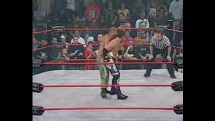 TNA World X Cup 2008 - Tyson Dux & Daivari Vs MCMG