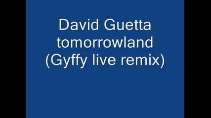 David Guetta (guffy live remix)