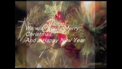 We Wish You a Merry Christmas - Lyrics