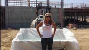 Baja Nikki Ice Challenege Charity