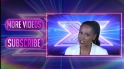 Chloe O'gorman sings Whitney's I Didn't Know My Own Strength - Boot Camp - The X Factor Uk 2014