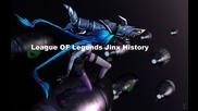Лигата на Легендарните-Jinx