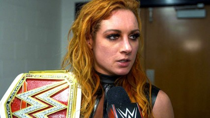 Becky Lynch reflects on her victory over Asuka at Royal Rumble: WWE.com Exclusive, Jan. 26, 2020