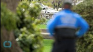Man Lands Small Aircraft on Capitol Grounds