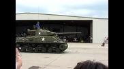 Us Tank Sherman -ww2