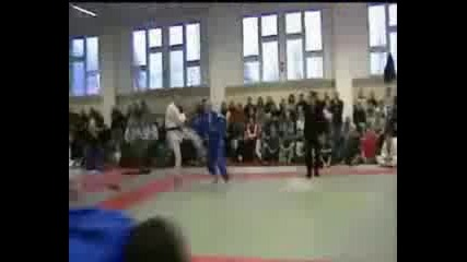 Jujitsu full contact