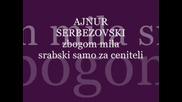 Ajnur Serbezovski - Zbogom Mila (samo Za Ceniteli)