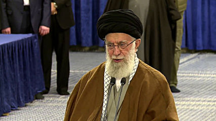 Iran: Khamenei casts ballot in legislative election