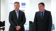 Чистотата на Черно море е приоритет за кмета на Несебър Николай Димитров