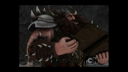 Дракони: Ездачите от Бърк * Бг аудио * Dreamworks Dragons: Riders of Berk S01 Ep11