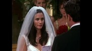 Friends - S07e24 - Monica And Chandlers Wedding Part 2