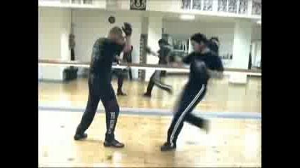 Jeet Kune Do Training