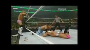 The Hart Dynasty vs. Jimmy & Jey Uso - Unified Tag Team Championship