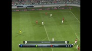 pes 2013 Portugal vs Turkey Goal