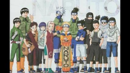Naruto Shippuuden opening 3