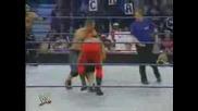 John Cena, Eddie Guerrero, Rey Mysterio vs Jbl, Basham Brothers
