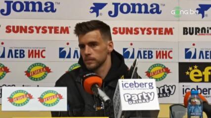 Кери: Стойчо Младенов разгърна целия ми потенциал
