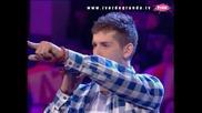 Savo Perović - Kako je dobro biti lud za tobom (Zvezde Granda 2010_2011 - Emisija 21 - 26.02.2011)