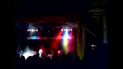 Лазерно шоу в Перник