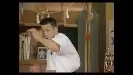 Kyokushin karate
