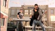 Азис & Тсаликис - Полудяваме ( Официален видеоклип)