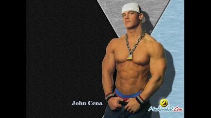 John Cena Rey Misterio Rendy Ortan