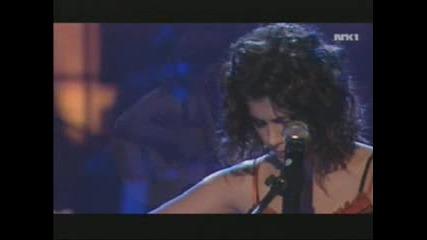 Katie Melua - I Cried For You (live)