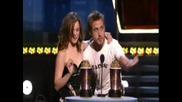 Best Kiss Award - The Notebook