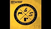 Saccao & West K feat. DIVA Vocal - Finally (Radio Edit)